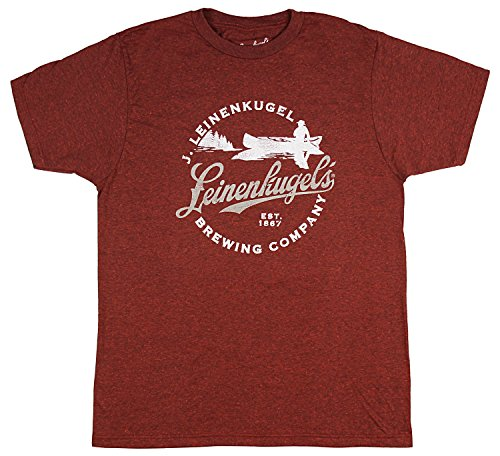 Leinenkugels Brewing Company T-Shirt Since 1867 Chippewa Pride Heather Tee - Leinenkugels Beer