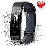 Best Fitness Trackers - Lintelek Fitness Tracker, Color Screen Activity Tracker IP68 Review