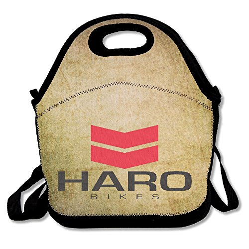 Haro Bikes Logo Lunch Box Bag For Kids And Adult,lunch Tote