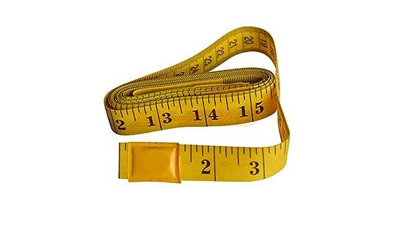 FidgetFidget 3 Meter Measure Tape with Magnet Soft Measure Meter for Car Wrap Vinyl Install