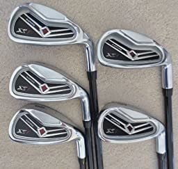 Ladies RH Complete Golf Club Set Driver, Fairway Wood, Hybrid, Irons, Putter, Stand Bag