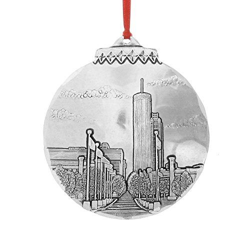 Wendell August Atlanta Centennial Olympic Park Ornament (Christmas Lights Park Centennial)