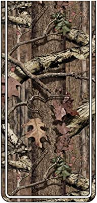 Mossy Oak Graphics 12102-L-BU Camouflage Break-Up Dual Rally Stripe Package