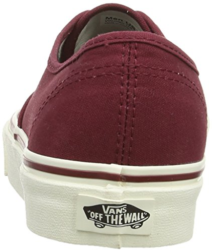Vans Authentic Red Oxblood Red Vans Red Authentic Oxblood 41qwdxS4