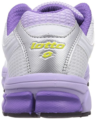 Lotto Chaussures Running White P de Lillac W Zenith V femme qTrTUH
