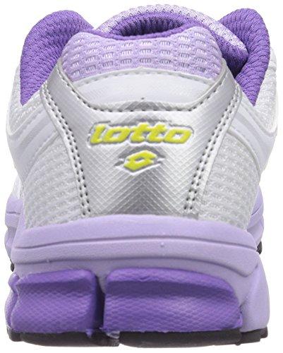 Lotto V White Zenith Donna Lilac Scarpe da P Multicolore Mehrfarbig corsa W r1rzpBnq