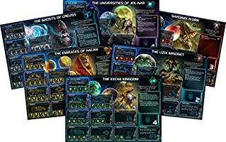 Fantasy Flight Games Current Edition Twilight Imperium Fourth Edition Board  Game