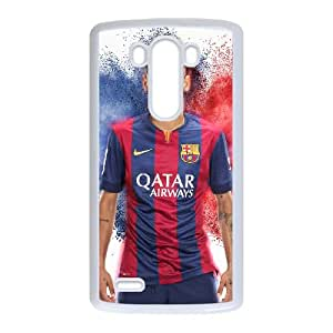 Neymar LG G3 Cell Phone Case White UD1382901
