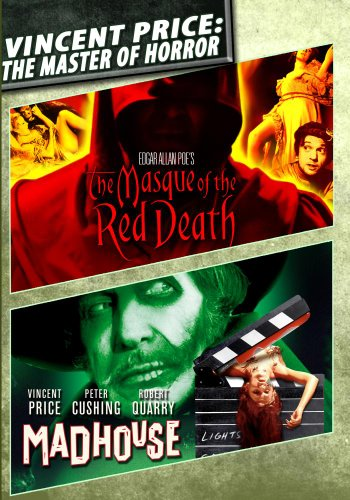 Vincent Price: 2 Classic Movies  - The Masque of the Red Death / Madhouse - Digitally ()
