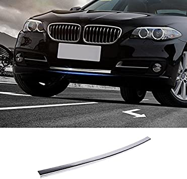 For BMW 5 Series F10 Exterior Front Bottom Bumper Lid Molding Cover  2014-2016