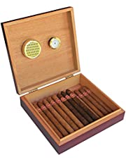 Solid Wood Humidor by Case Elegance