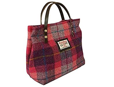 Harris Tweed ladies Runner Bag