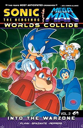 Sonic / Mega Man: Worlds Collide 2 (Sonic/Mega Man: Worlds