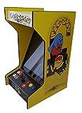 Tabletop/Bartop Arcade Machine W/412 Games