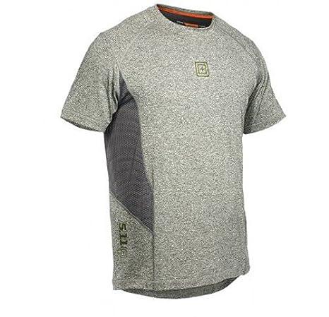 Tactical di 5,11 Performance-Maglietta a maniche corte, in Jersey 5.11 Tactical