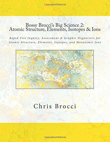 Amazon.com: Bossy Brocci's Big Science 2: Atomic Structure ...