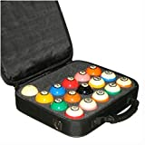 Aramith Padded Billiard/Pool Ball Travel Case