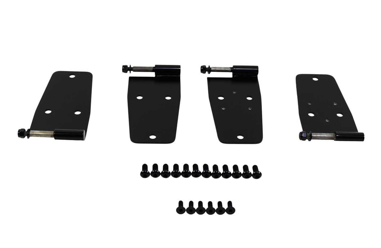 4 Pieces 50420 Kentrol Hardtop Door Hinge Set