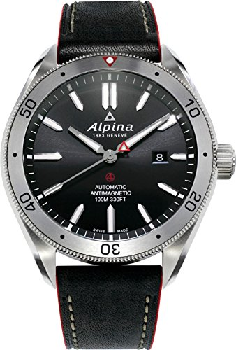 Alpina Geneve ALPINER 4 AL-525BS5AQ6 Automatic Mens Watch Alpina Rotor
