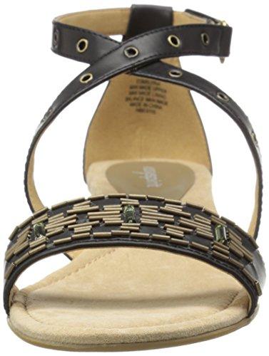 Easy Spirit Malvina vestido sandalias de la mujer Negro/Negro