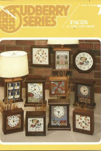 Faces of Time and Light Counted Cross Stitch: Sudberry Number 7 -