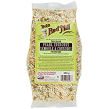 Bob's Red Mill Tricolor Pearl Couscous, 453 gm (Pack of 2)