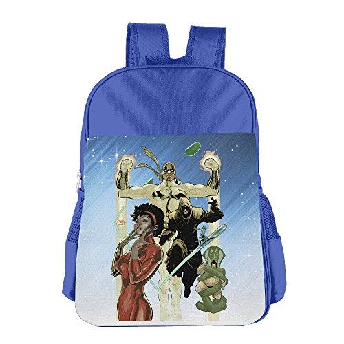 FUOALF Iron Fist Misty Knight Poster Kids Children Boys Girls Shoulder Bag School Backpack Bags