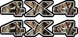 camouflage truck decals - 4x4 Camoflauge Decal for Atv, Truck, or Jeep in Camo