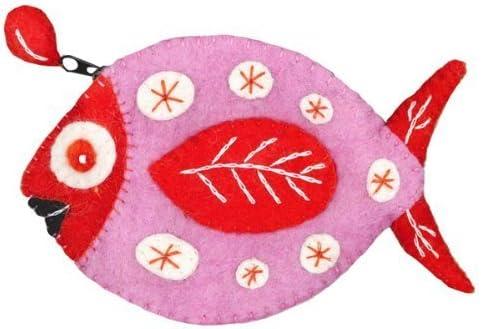 Amazon.com: cartera de fieltro – peces de fieltro cartera ...