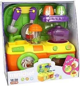 Amazon.com: Miniland - Minichef by Miniland: Toys & Games