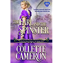 The Earl and the Spinster: A Regency Romance Novel (The Blue Rose Regency Romances: The Culpepper Misses Book 1)