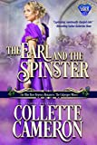 The Earl and the Spinster (The Blue Rose Regency Romances: The Culpepper Misses Book 1)
