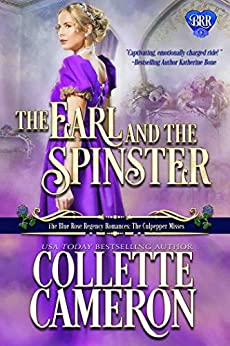 The Earl And The Spinster by Collette Cameron ebook deal