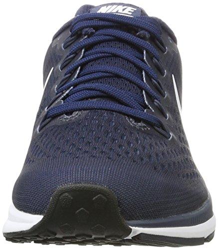 Recall Scarpe Indigo Zoom neutral blue Nike Uomo Blu White Running Obsidian Pegasus 34 Air OSCCwqU