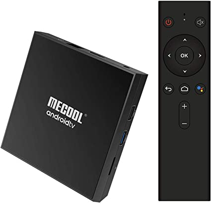 Receptores decodificadores 5G para MECOOL KM9 Pro Android 9.0 ...