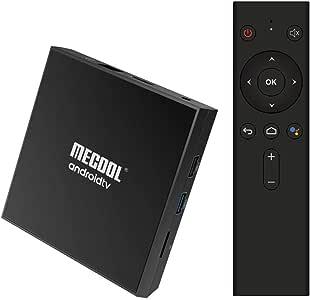 Receptores decodificadores 5G para MECOOL KM9 Pro Android 9.0 TV, Dual WiFi BT4.0 Digital TV Converter, HD TV Antena 4GB 16GB S905X2 5K: Amazon.es: Hogar