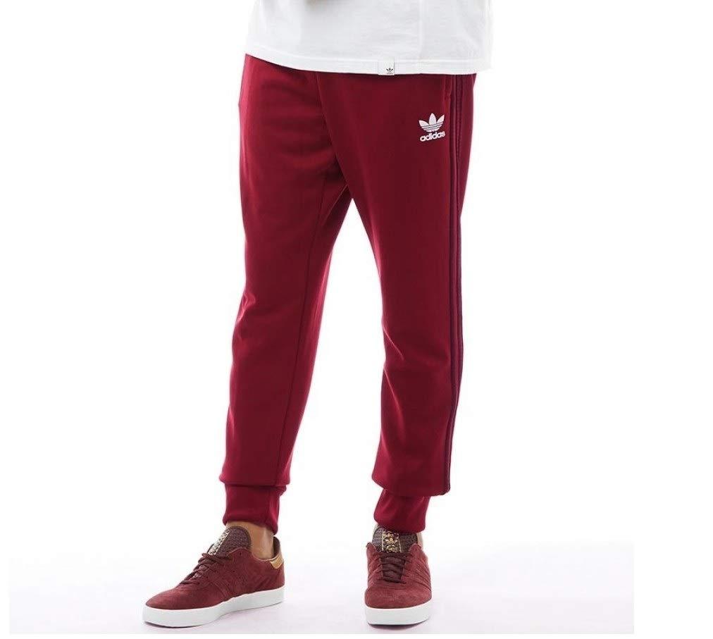edfa707c5 adidas Originals Track Pant Mens Superstar SST Tracksuit Bottoms Trefoil  Slim Fit Pant New BQ7784 (