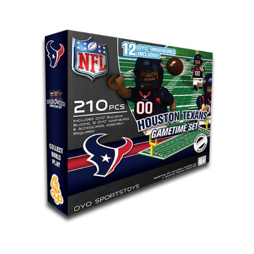 NFL Houston Texans Game Time Set by OYO