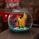 Koller Products 1-Gallon Globe Fish Bowl