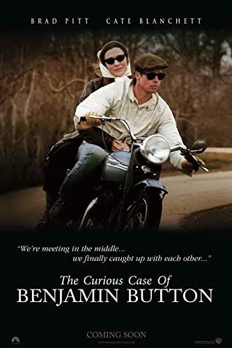 Amazon Com The Curious Case Of Benjamin Button Poster Movie 11 X 17 Inches 28cm X 44cm 2008 Style H Posters Prints