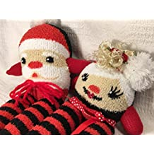 Stinky Feet Baby - Santa And Mrs Claus