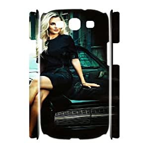 WJHSSB Britney Spears Customized Hard 3D Case For Samsung Galaxy S3 I9300