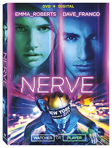 Nerve  Dvd   Digital