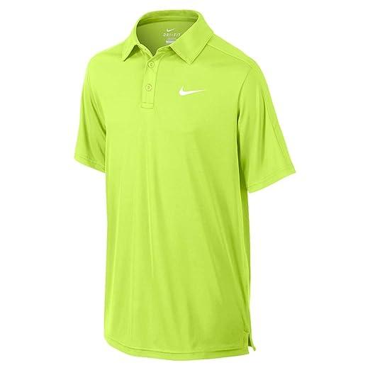 3405f5f5 Amazon.com: Nike Boys' Dry Short Sleeve Tennis Polo (Little Big Kids ...