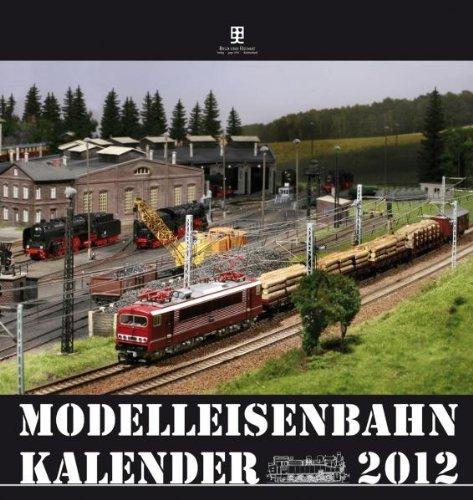 Modelleisenbahnen 2012
