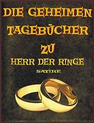 Die geheimen Tagebücher Herr der Ringe