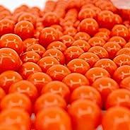 Valken Infinity Paintballs - 68cal - 2,000ct - Orange-Orange Fill