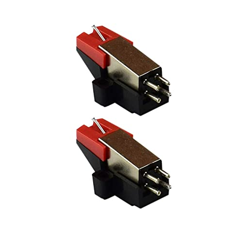 Idealforce - Agujas de repuesto para tocadiscos ION ICT04RS TTUSB ...
