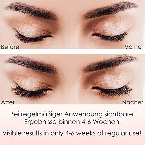 Eyelash Growth Enhancer Serum and Conditioner 4 milliliters by Luxe Lash by Lescale (Image #8)