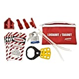 Brady LKBLOECON, 45608 Economy Breaker Lockout Kit, 3 Kits